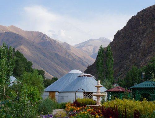 Delegationsreise nach Kirgisien