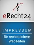 eRecht24.de - rechtsicheres Impressum