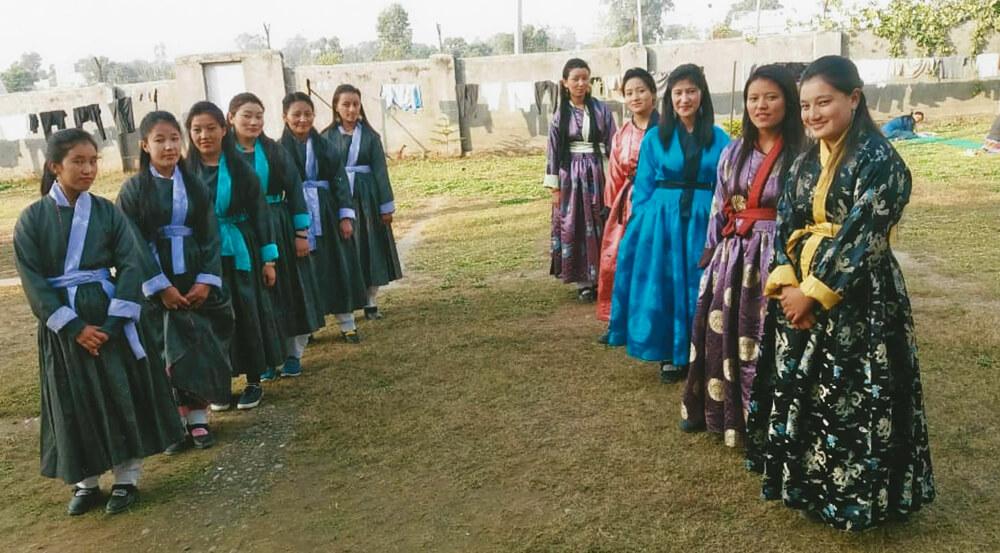 Spende für den Bau eines Hostel im Schulprojekt Jamyang Ling